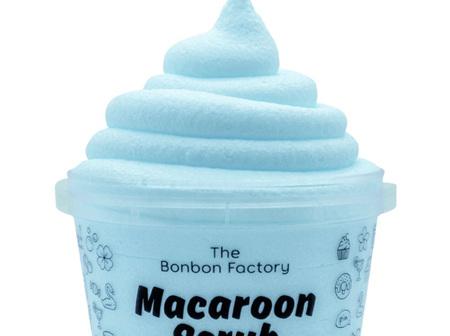 Lollie Mix Macaroon Scrub