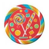 Lollipop Swirls Party Range