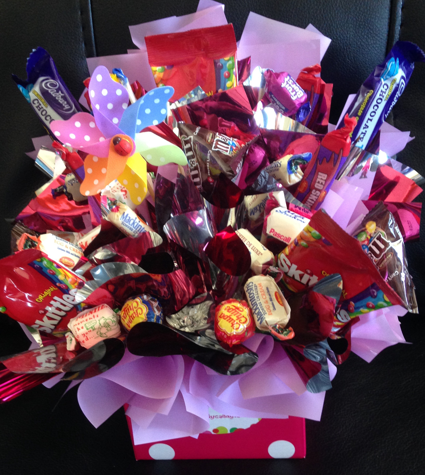 Lolly Box bouquet - Dandycandy
