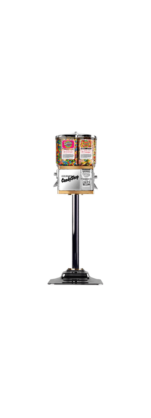 lolly candy vending machine hire