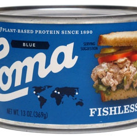 Loma Blue Fishless Tuna