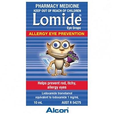 Lomide Eye Drops