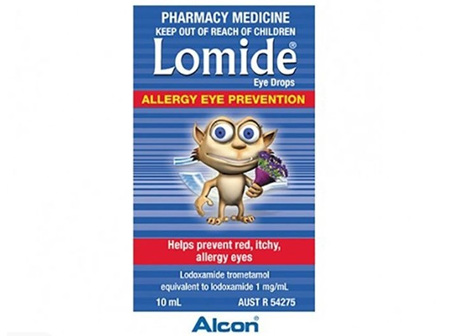 Lomide Eye Drops