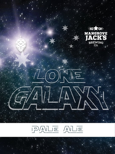 Lone Galaxy Pale Ale