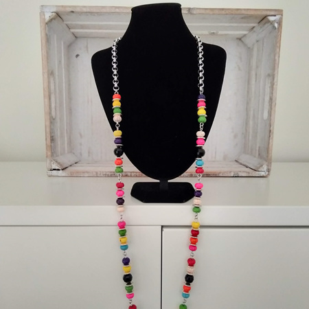 Long Lolly Necklace