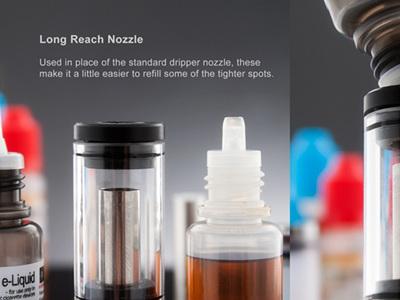 Long Reach Nozzle