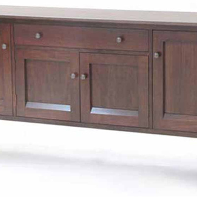Cirrus Sideboard - Four Door & Drawer