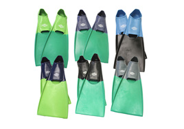 Long Swim Fins