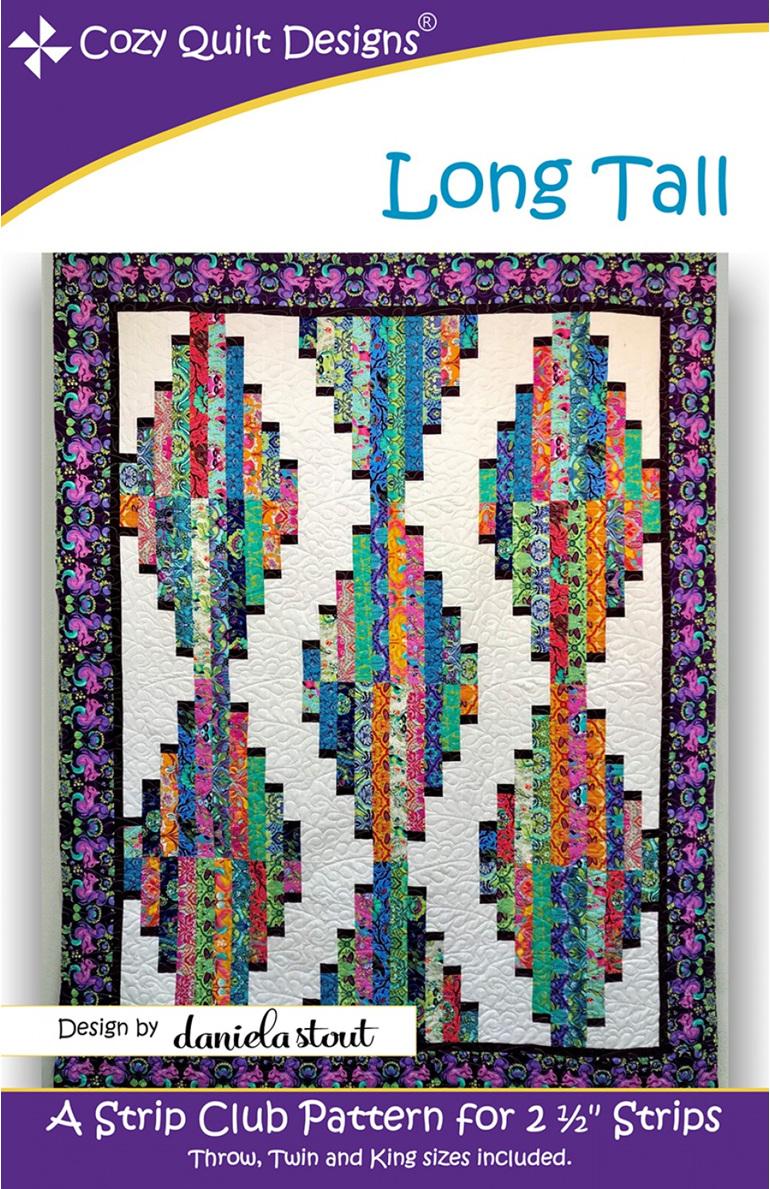 Long Tall Quilt Pattern