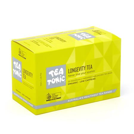 LONGEVITY TEA 20 BAGS