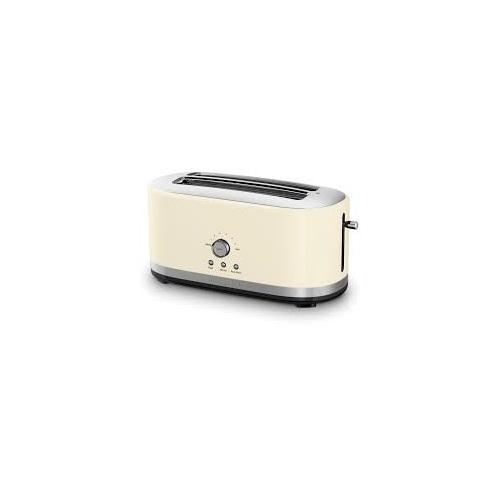 Longslot 4 Slice KMT4116 Almond Cream Toaster