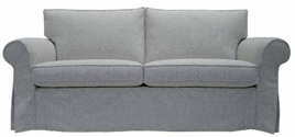 Country Loose Cover Sofa