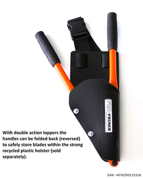 lopper holster, pruning loppers, horticulture pruning loppers, vineyard loppers