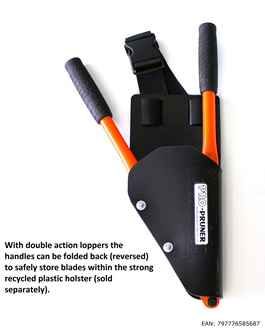 lopper holster,pruning loppers, forestry pruning, loppers, best loppers, pruners