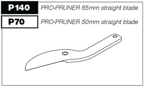 loppers P50 Pro-Pruner straight blade