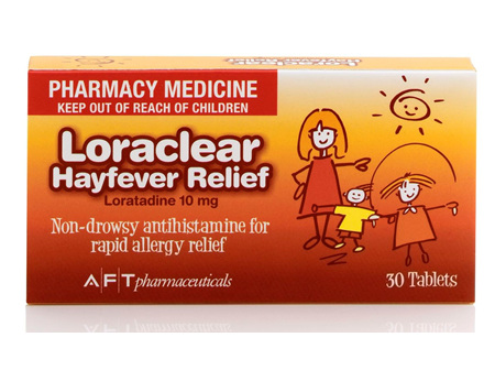 Loraclear 30 Tablets