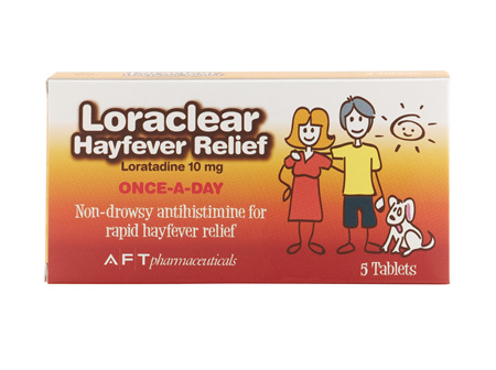Loraclear 5 Tablets