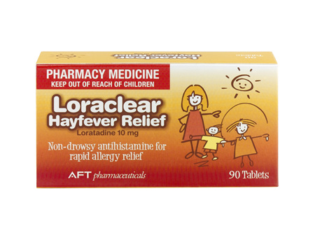 Loraclear 90 Tablets