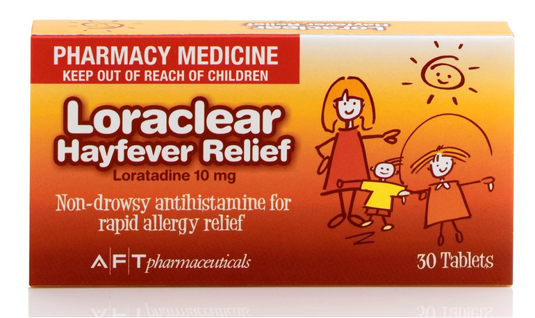 Loraclear Tablets 30s