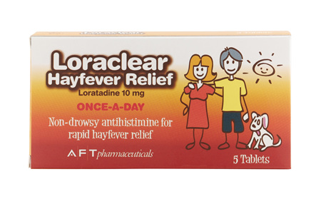 Loraclear Tablets 5s