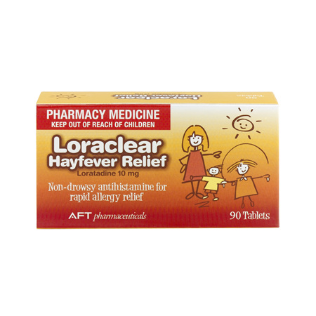 Loraclear Tablets 90s