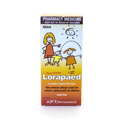 Lorapaed