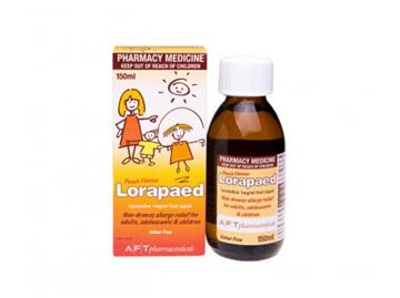 Lorapaed Oral Liquid 150ml