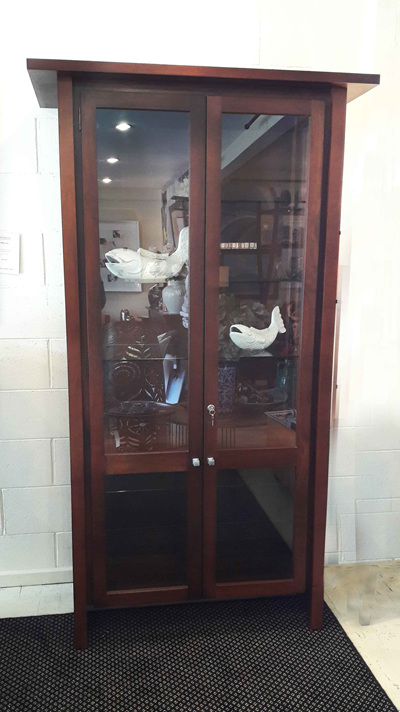 Lotus Display Cabinet - Sale Item