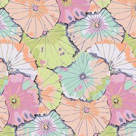 Lotus Leaf Contrast