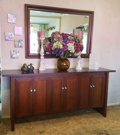 Lotus Sideboard - Six Doors Sale Item