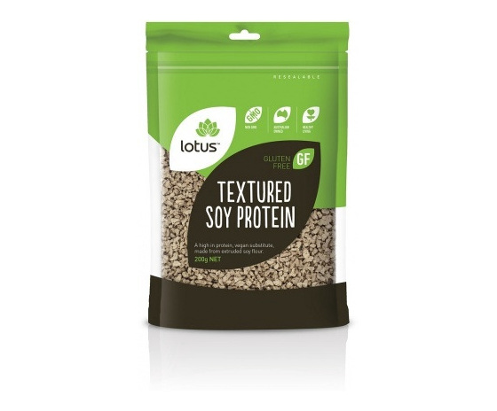 Lotus Soy Protein TVP