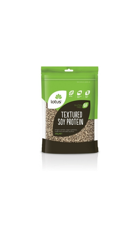 Lotus Soy Protein TVP