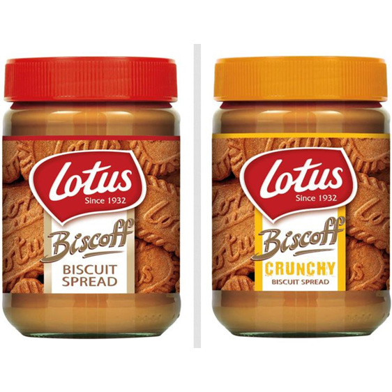 Lotus Speculoos Spiced Cookie Spread