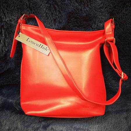 LOUENHIDE CALYPSO BAG RED