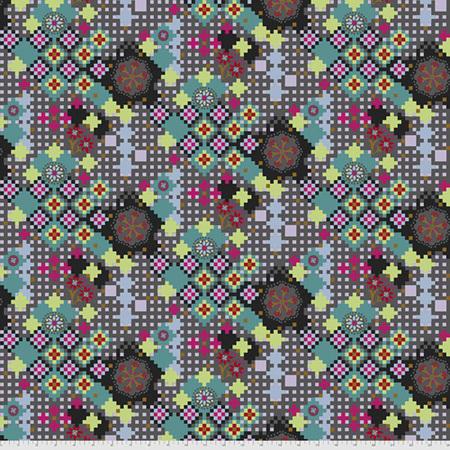 Love Always, AM Postage Due Kaleidoscope PWAH068.Kaleidoscope