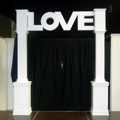 LOVE Arch