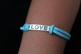 LOVE Bracelet - BLUE