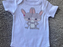 Love Bunnies Baby Bodysuit
