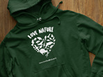 Love Nature Hoodies