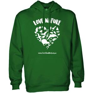 Love Nature Hoodies