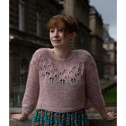 Love Note Sweater by Tin Can Knits - Pattern