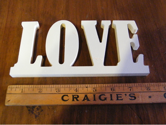 love signs hire