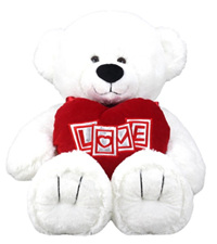 Love Square Bear 70cm