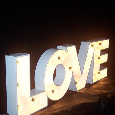 Love Theatre Light