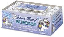 Lovebird bubbles - 24 pack