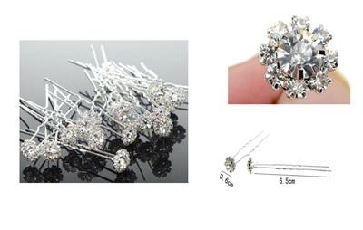 Lovely Sparkle Hair Pins
