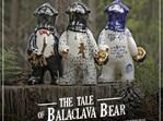 Lovesick Balaclava Bear