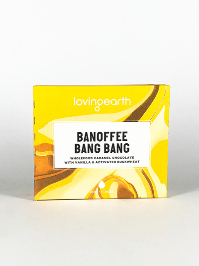 Loving Banoffee Bang Bang - 45g