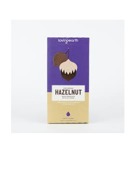 Loving Earth Chocolate Hazelnut Mylk Organic 80g