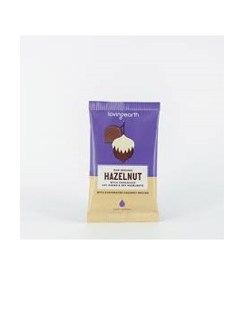 Loving Earth Chocolate Hazelnut Organic 30g